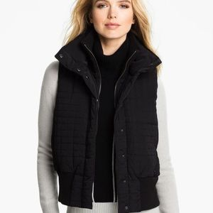 Theory Cairspin Quilted Vest
